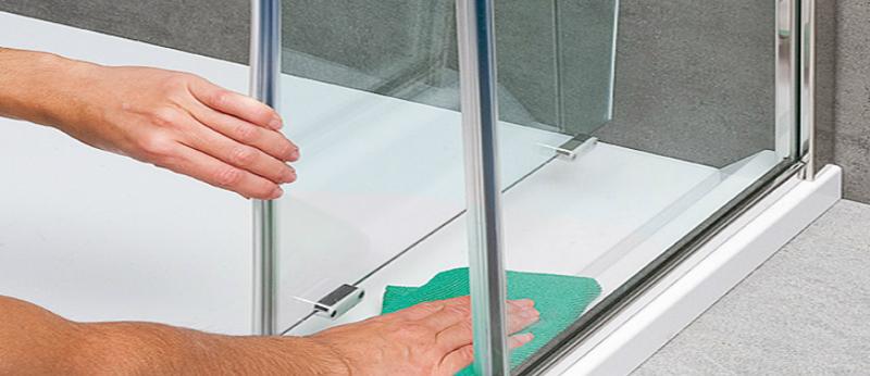Come pulire il vetro dal calcare