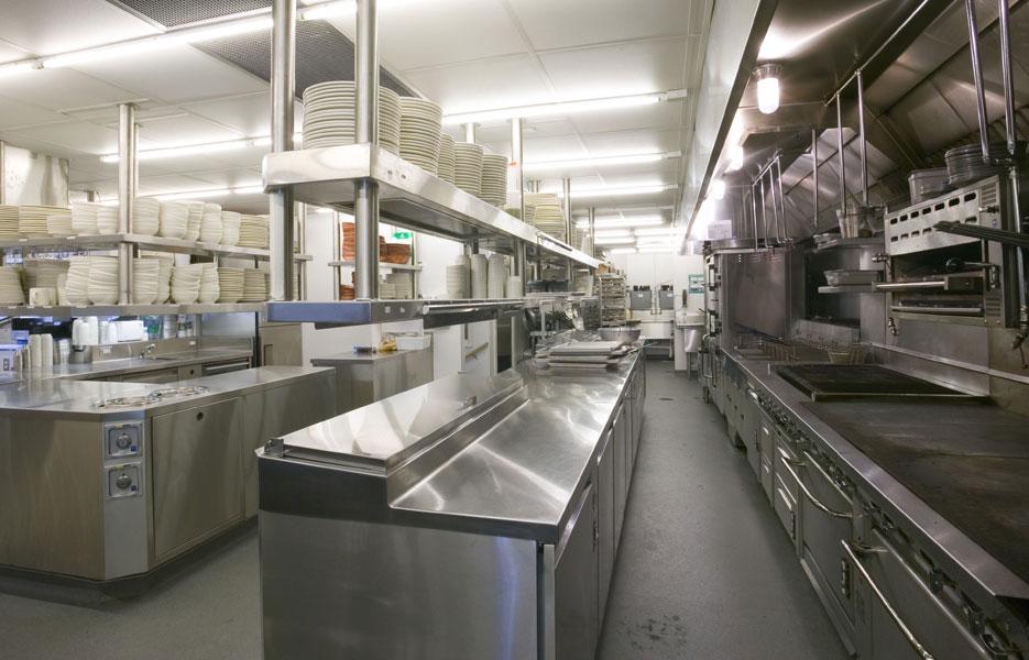 pulizia ristorante
